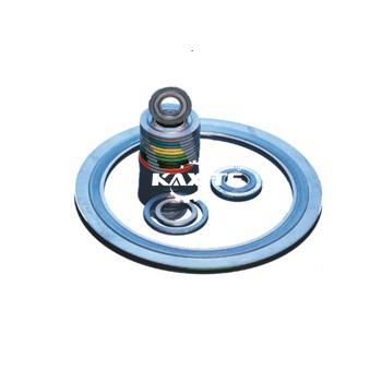 Standard Spiral Sårpackning