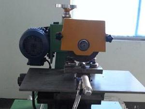 Poleringsmaskin för SWG-ring