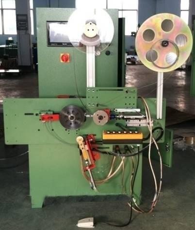 Automatisk spiralviktspakningslindningsmaskin