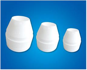 PTFE tillbehör för tryckning och färgning mekanisk utrustning